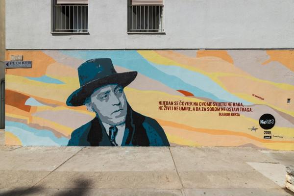 """""""Bersa u kvartu"""": Zadar ima novi mural"""