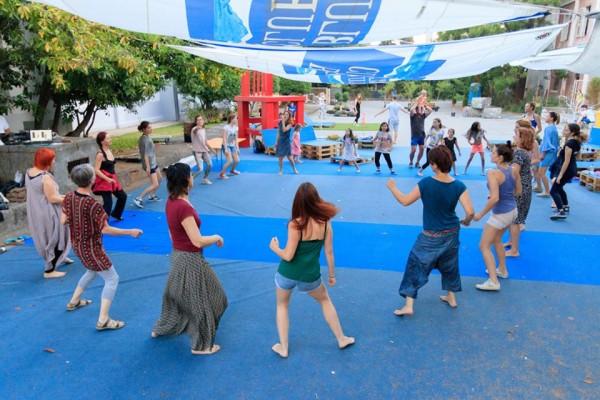 Sanja Petrovski: Suvremena plesna umjetnost u javnim prostorima ima sasvim novi život!