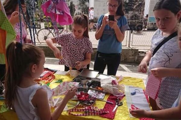 Stvarajmo zajedno: Umjetnost ''uživo'' odvija se u KvArtu!