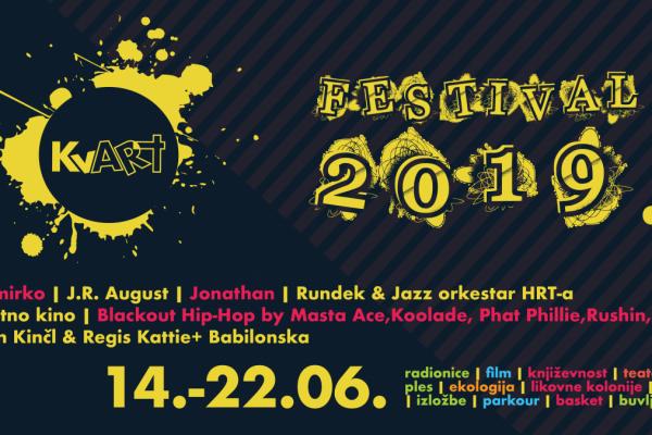 Impresivnim lineupom ovogodišnji KvART upisuje se na festivalsku kartu Dalmacije